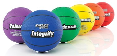 CharacterEd®  Basketballs
