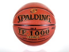 Spalding TF-1000 Legacy - Composite Basketball, Size 6