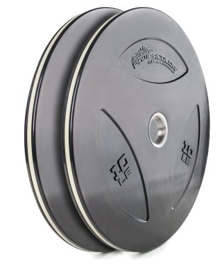 Detonate™ PowerColor™ Rubber Bumper Weight Lifting Plates