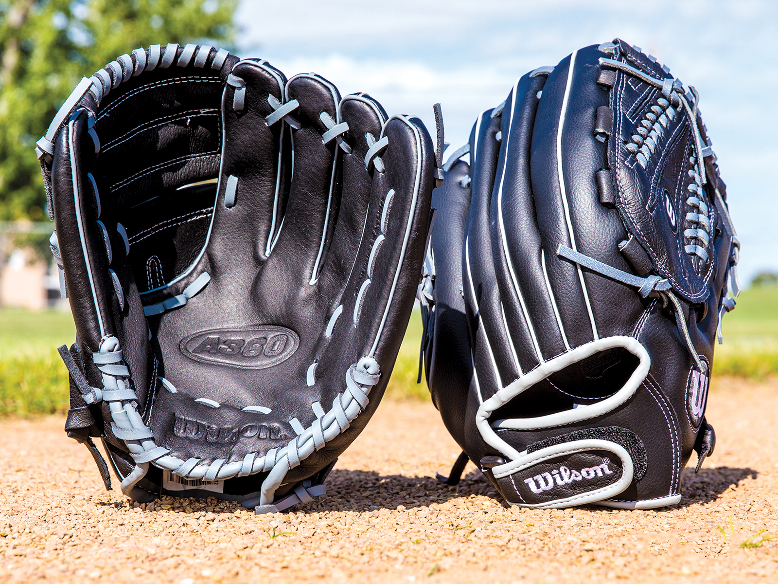 Wilson® A360™ Series Baseball Gloves