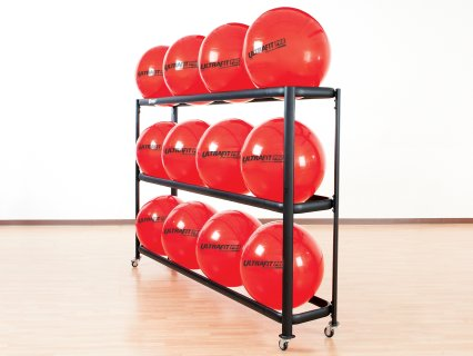 UltraFit™ Steel Stability Ball Rack