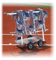 Heavy-Duty Starting Block Cart
