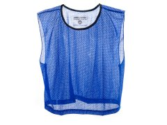 Blue large competitor pinnie vest