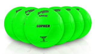Gopher SoftScore™ Coated-Foam Balls