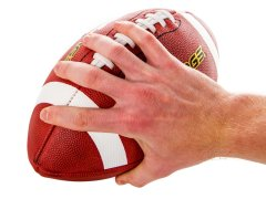 Rawlings® PRO5™ Leather Football