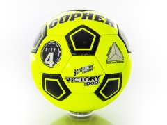 Screamin' Yellow Gopher Victory 1000 - Soccer Ball, Size 4