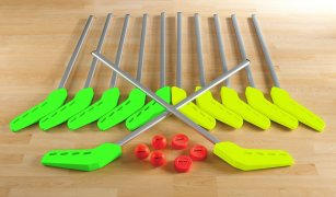 Soft-Stix™ Polo and Floor Hockey Sets