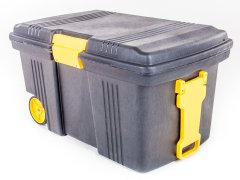 Movable storage box for agility pack