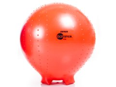 Red 45 cm individual stability ball chair