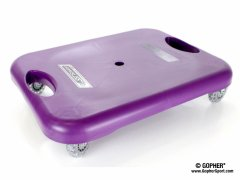 Purple SST scooter board