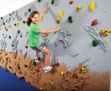 ULTRAVERSE™ Dimensional Rock Climbing Walls
