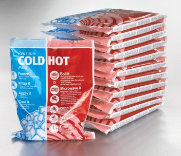 Cold/hot reusable gel packs