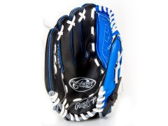 "Rawlings - All-Synthetic Glove, 10.5""L, Left Throw"
