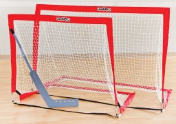 QwikPro™ Floor Hockey Pop-Up Goals