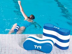 TYR swimming pull floats