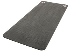 3/8 inch thick black mat