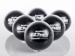 Image of EZTeam™ Black & White Dodgeballs
