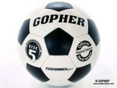 Performer Plus™ Hand-Sewn Rubber Soccer Balls