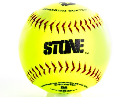 DeMarini® Stone Slow Pitch Softballs
