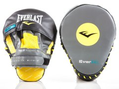 Curved practice punching  mitts and cardio training gloves