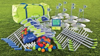 Pykamo golf training set