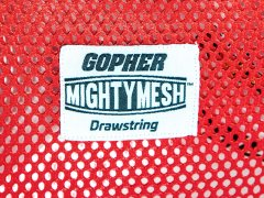 Mighty Mesh Drawstring Bag