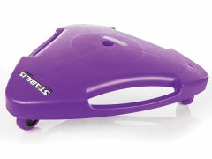 Purple 24-inch anti-tip scooter board