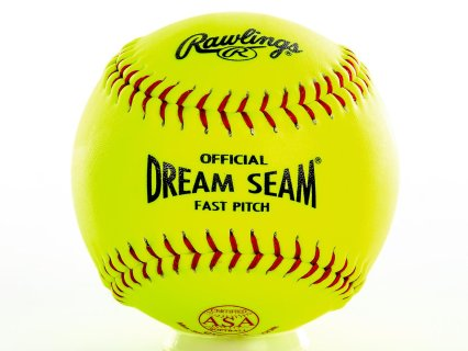 Rawlings® C12RYSA Dream Seam® ASA Fast Pitch Softball