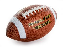 Rawlings Edge Comp - Composite Football, Size 4