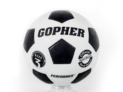 Size 3 performance soccer ball