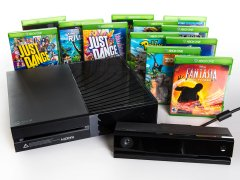 Microsoft® Kinect Game Systems