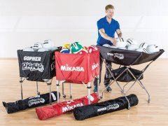 DigRig™ Pro Volleyball Cart