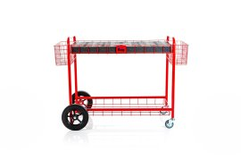 RacquetKing™ Tennis Cart