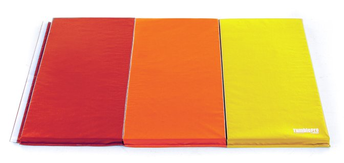 Rainbow 6 ft by 4 ft mat with 2 ft panels