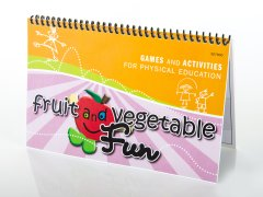 Fruit and Vegetable Learning Activity Pack with Garden Heroes