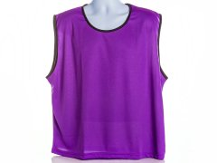 QwikWick RelaxFit Mesh Vests - Extra Large, Purple