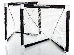Gopher Performer Mini Lacrosse Goals with Nets - Pair