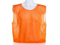 RelaxFit Classic Mesh Vest - Medium, Orange