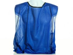 RelaxFit Competitor Mesh Vest - XLarge, Blue