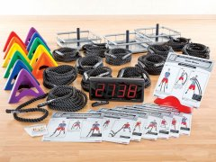 Complete set of conditioning ropes of circuit packs