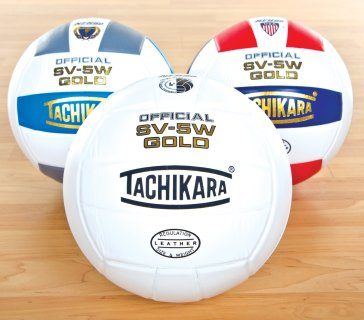 Tachikara® SV-5W Gold Volleyball