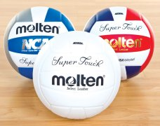Molten® Super Touch NFHS, NCAA, and USAVB Volleyballs