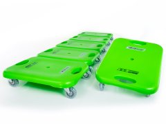 Screamin' Green All-Terrain SST Scooters - Set of 6