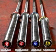 IronRange™ Weightlifting Bars