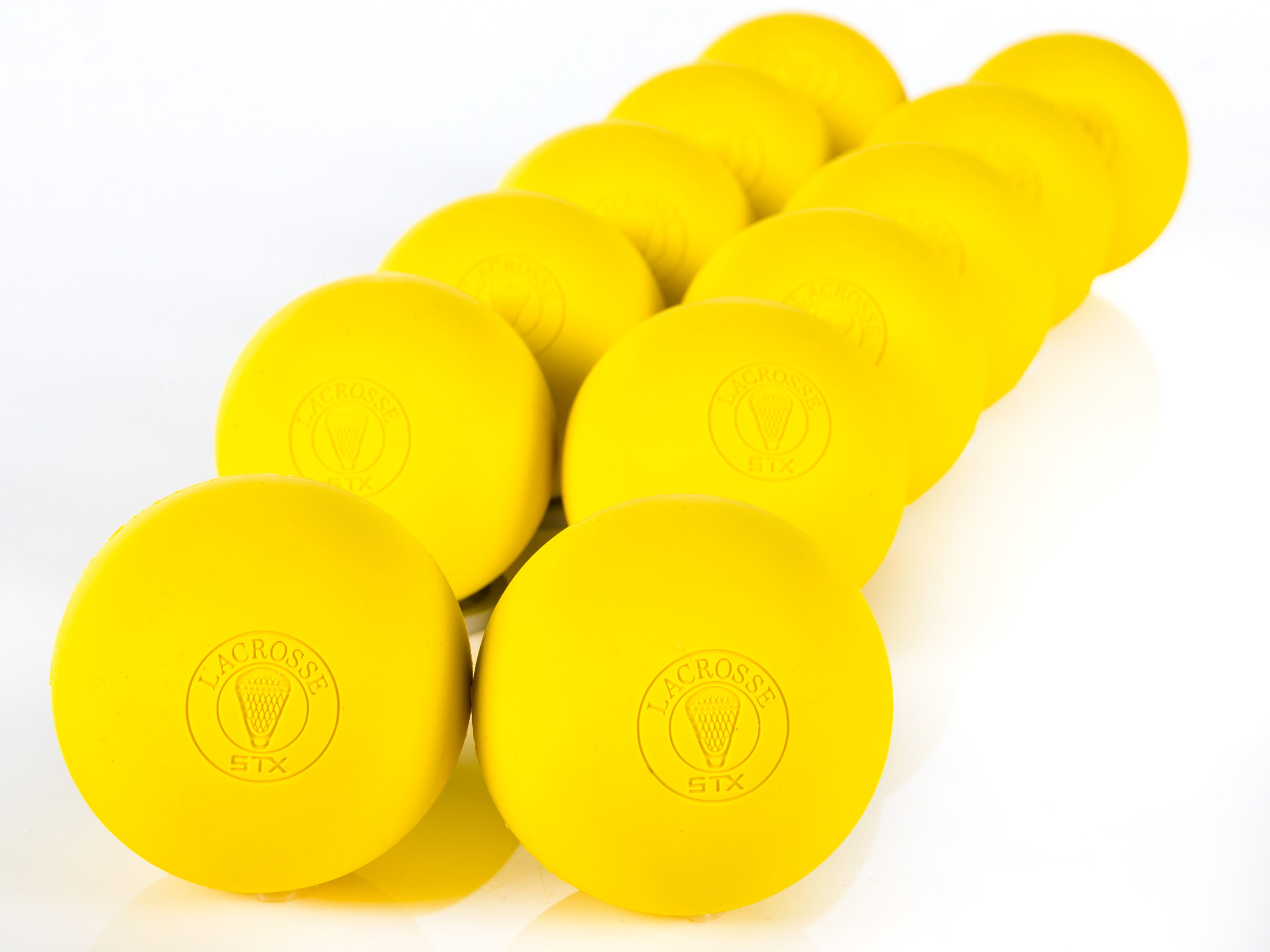 Official NOCSAE-Approved Lacrosse Balls