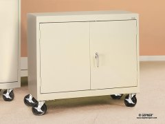 Mobile Storage Cabinets