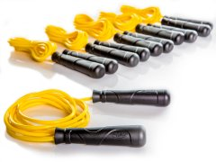 EZ Turn speed rope - 8' - Yellow, Set of 6