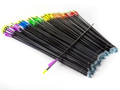 Rainbow® Fiberglass Arrows with Plastic Vanes