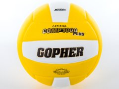 Yellow comp 1000 volleyball