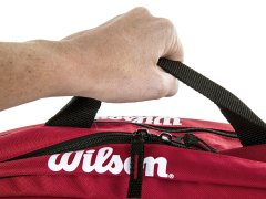 Wilson® Match II 6-Pack Racquet Bag